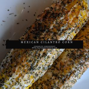 mexican cilantro corn